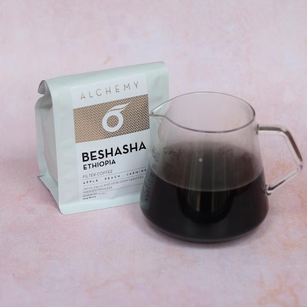 Beshasha Ethiopia Filter