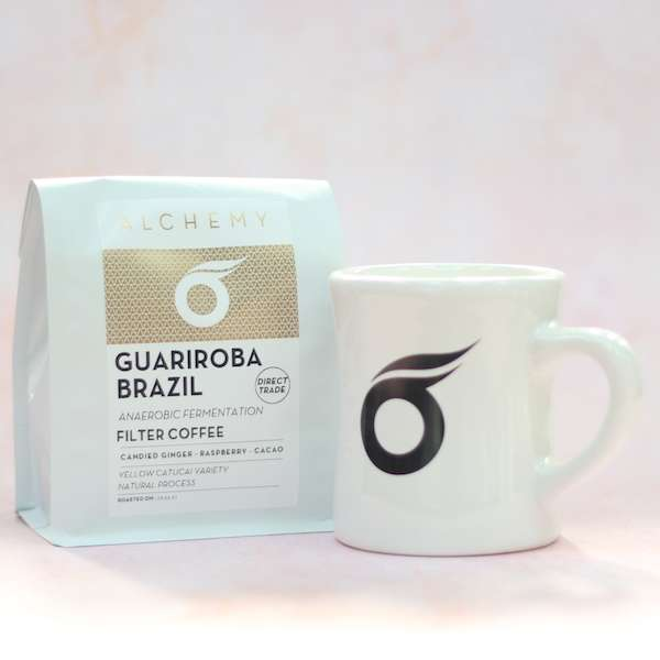 Brazil Microlot Anaerobic Fermentation Filter Coffee