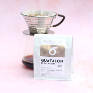 Guatalon Pacamara filter