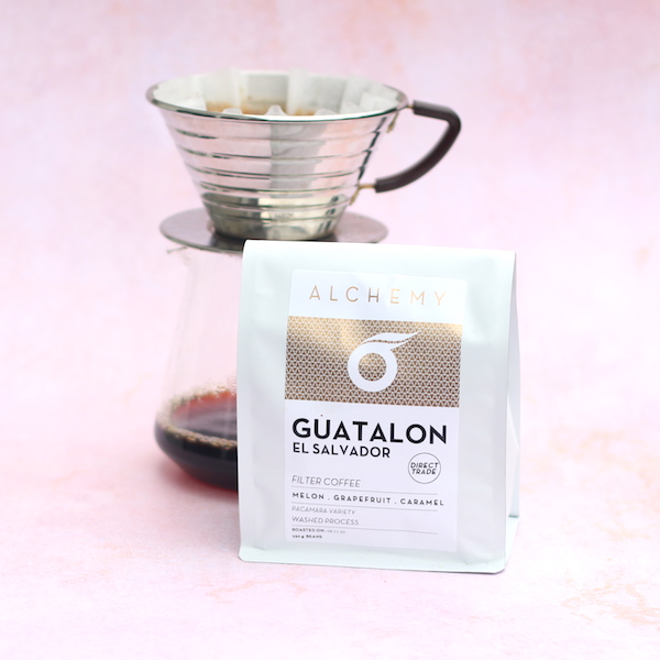 Guatalon Pacamara filter