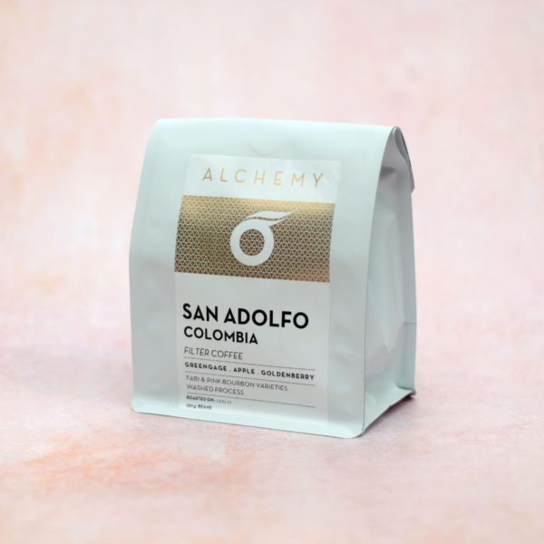 Colombia Filter San Adolfo