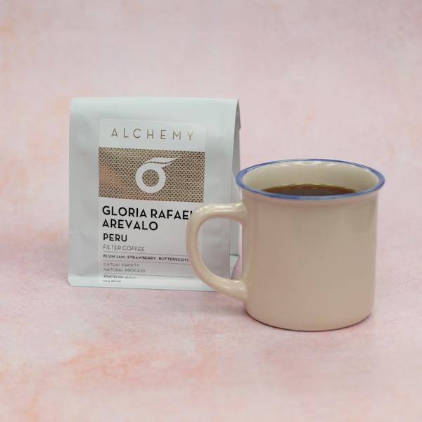 Rwanda Gitwe 322 filter coffee